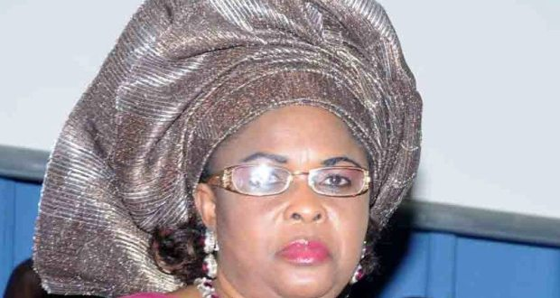 Court rejects EFCC forfeiture apllication against Dame Patience's account