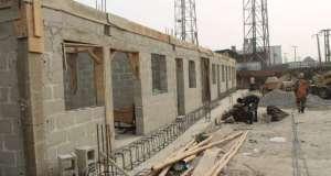Construction site worker dies