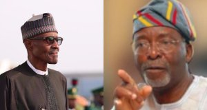 "Federick Fasehun-""Give Buhari time, he will perform"""