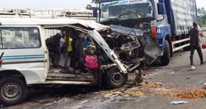 Accident on Lagos-Ibadan express way claim four lives