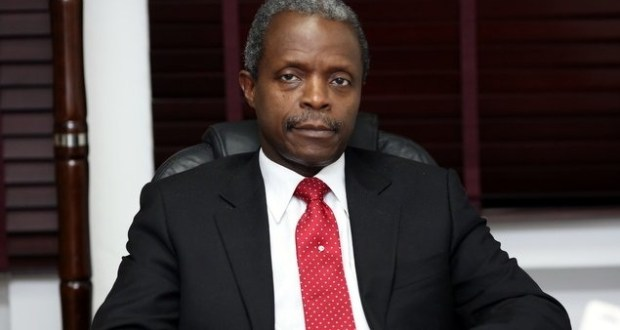 Infrastructure in Nigeria will take a new turn in few years- Osinbajo