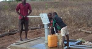 drilling boreholes