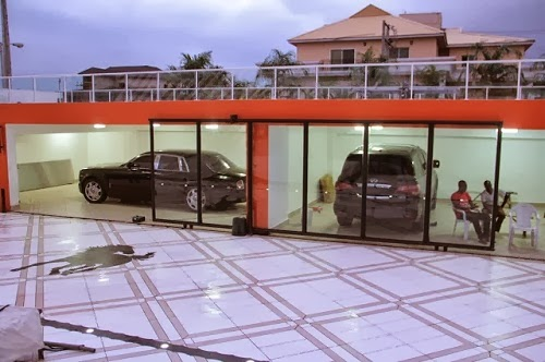 Okwudili Umenyiora House - Most Expensive Homes In Nigeria