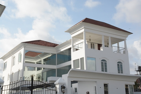Linda Ikeji Banana Island - Most Expensive Homes In Nigeria