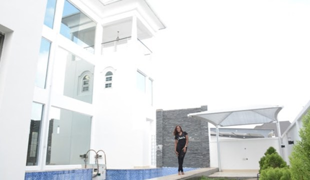 Linda Ikeji House - Most Expensive Homes In Nigeria