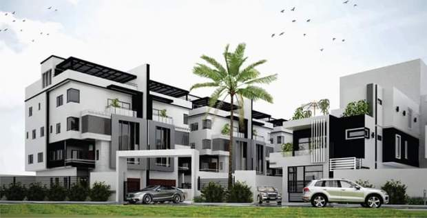 Femi Otedola House - Most Expensive Homes In Nigeria