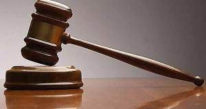 man in court over land dispute