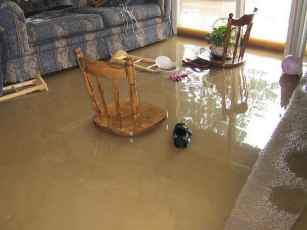 Flood - Property Inspection
