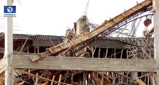 Ibadan building collapse