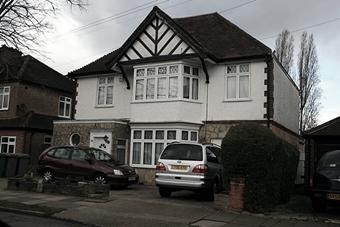 James Ibori House