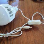 電球型 USB LEDライト 10W
