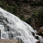 マヤグスクの滝へ<沖縄県・西表島>