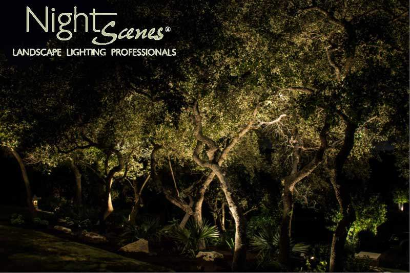 5 texas outdoor lighting ideas