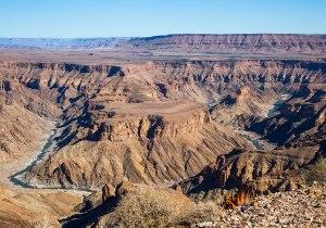 Fish River Canyon (c) Bunnik Tours