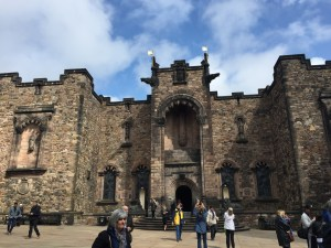 Edinburgh Castle (c) ABR 2016
