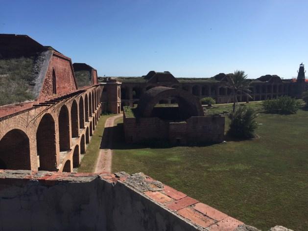 Fort Jefferson (c) ABR 2016