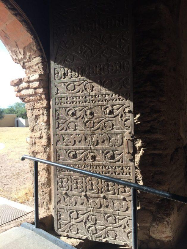 visit Tumacacori