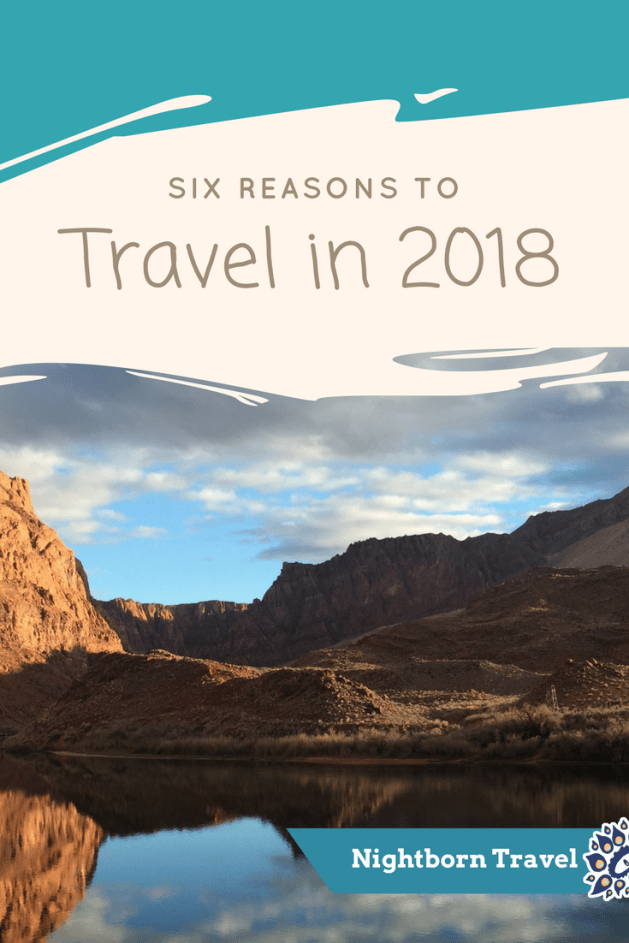 reasons to travel