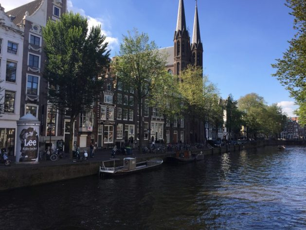 netherlands itinerary