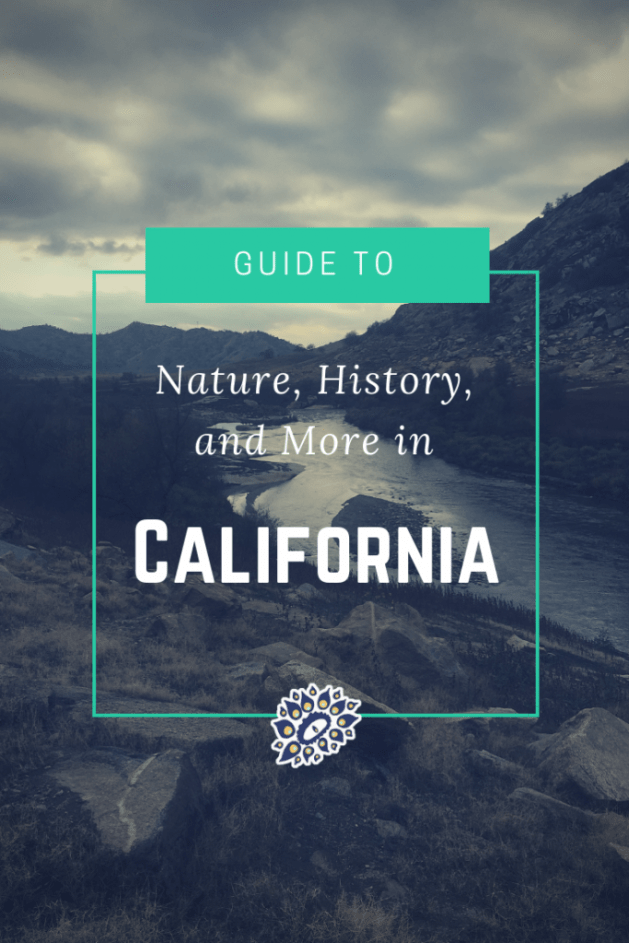 guide to california