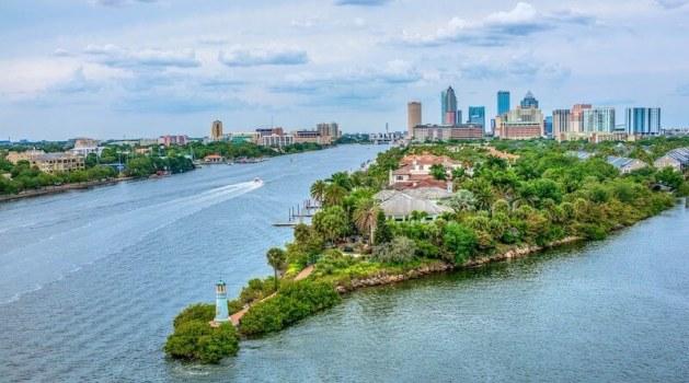 Florida travel itinerary
