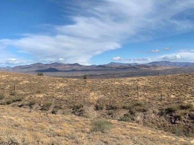 McDowell Mountain Regional Park: Scenic Trail