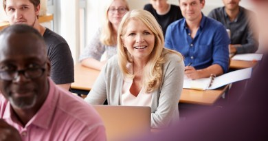 Study of Mature Student Participation in Higher Education