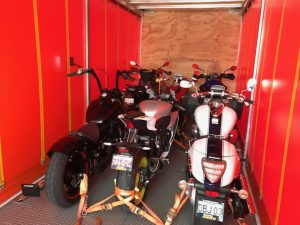 transport motorcycle's