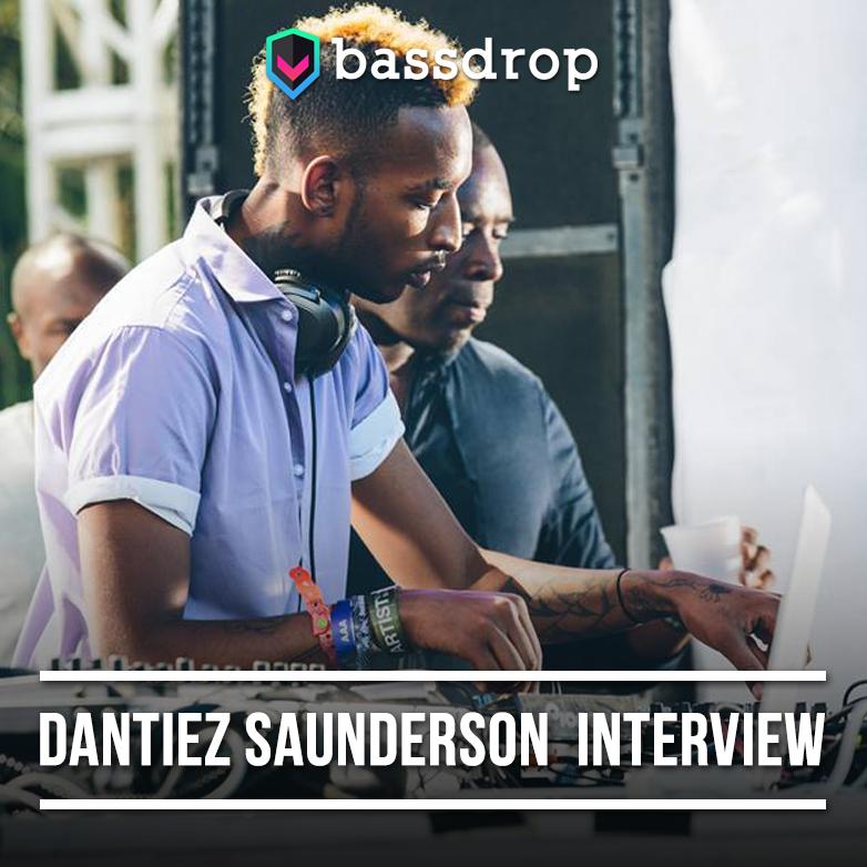 Bassdrop Dantiez Saunderson Interview
