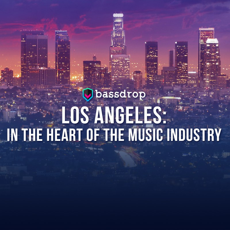 Los Angeles: In the Heart of the Music Industry