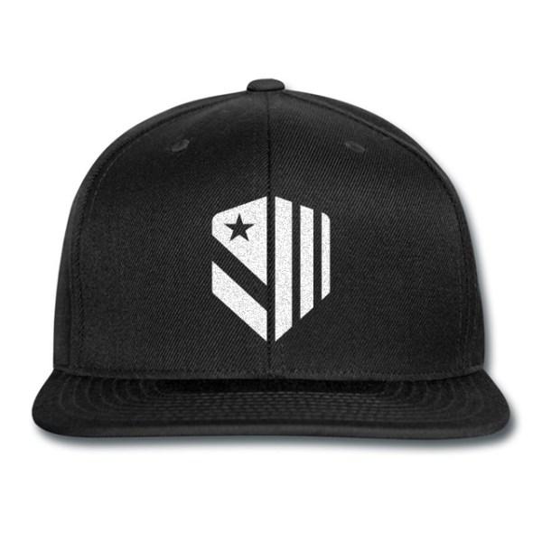 Shield Snapback