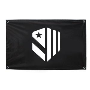 Nightenjin Shield Flag
