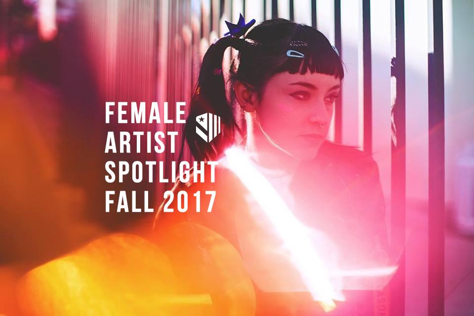 Female Artist Spotlight: Fall 2017