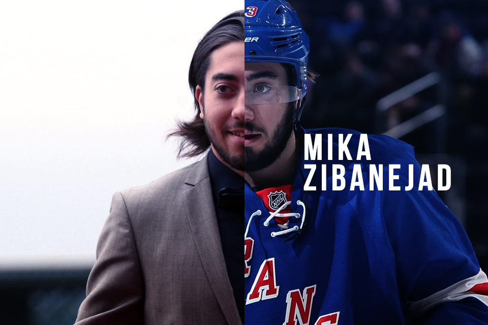 Mika Zibanejad