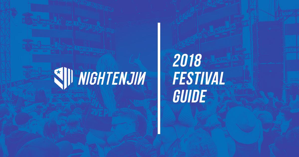 2018 Festival Guide