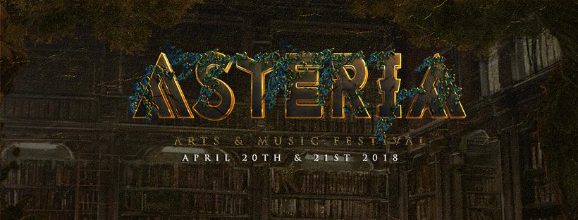 Asteria Arts Music Festival 2018