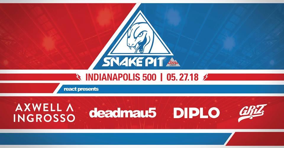 Indy 500 Snake Pit 2018