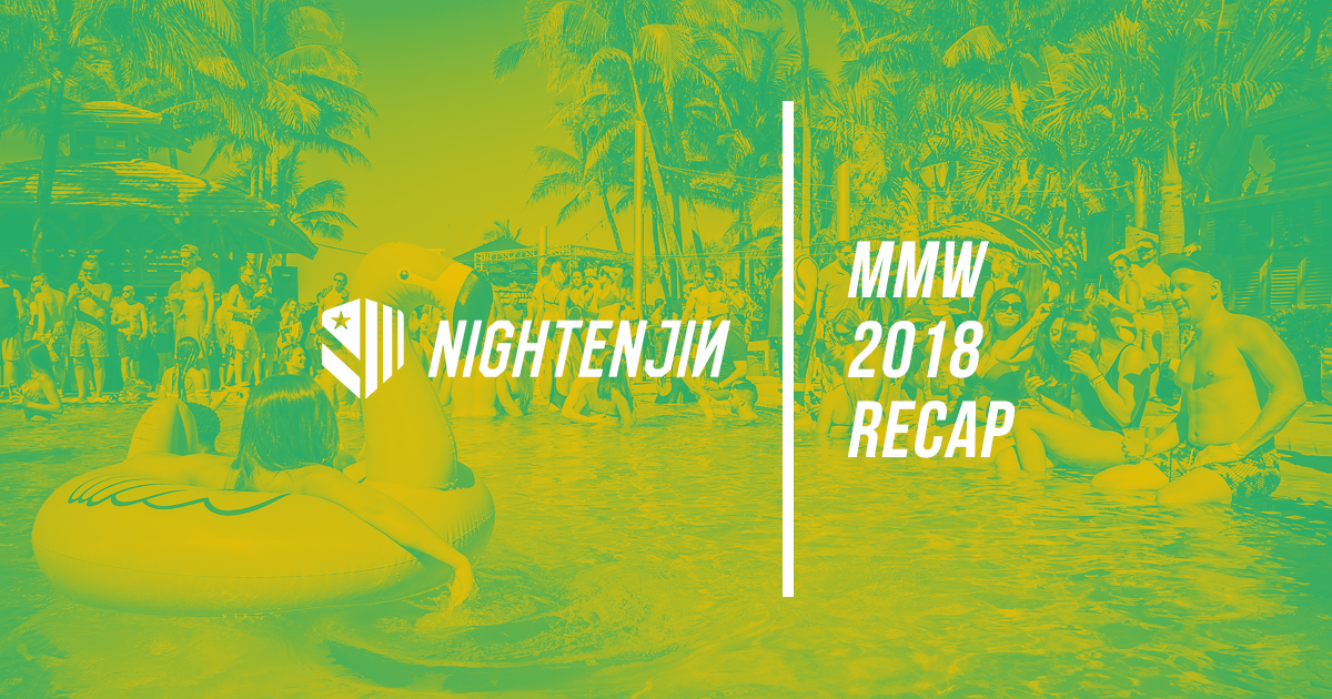Miami Music Week 2018 Recap