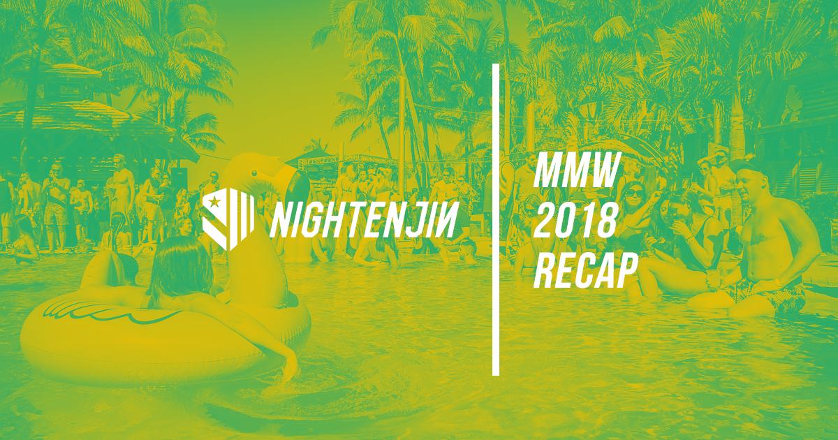 Miami Music Week 2018 Recap