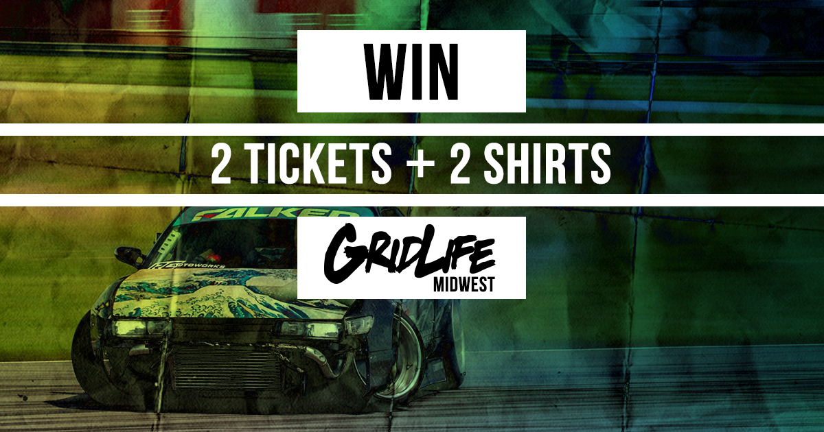 Gridlife Giveaway 2018