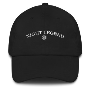 Night Legend Dad Hat