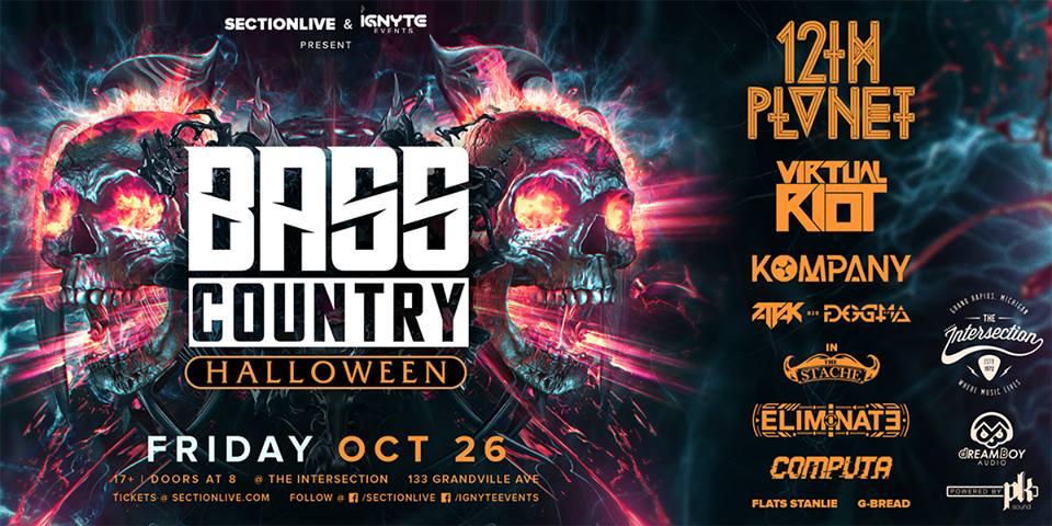 Bass Country Halloween 2018