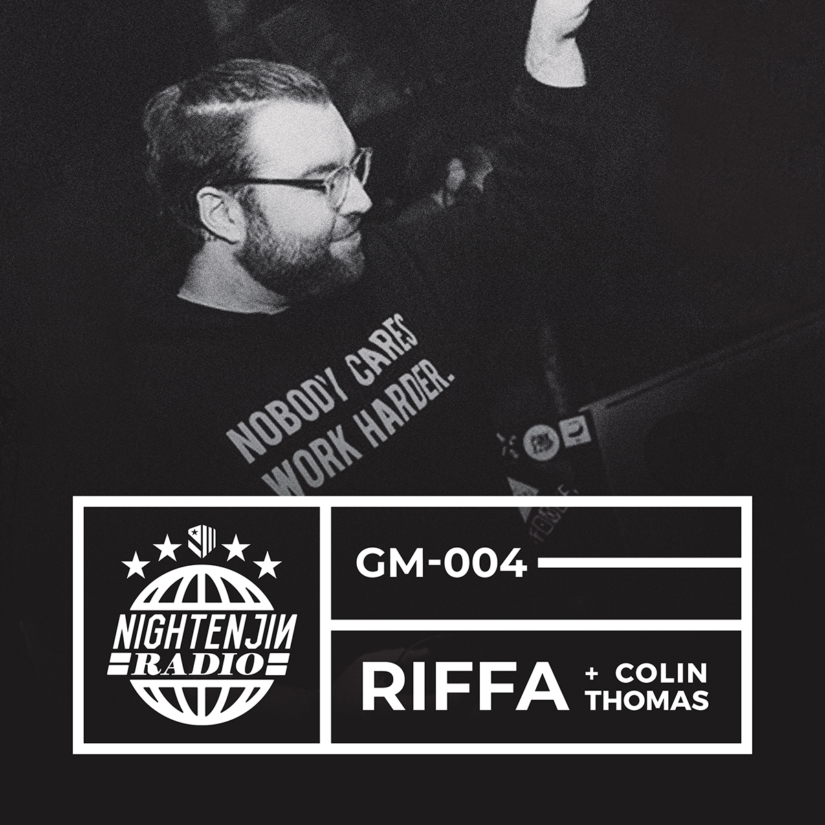 Nightenjin Radio GM-004: RIFFA + Colin Thomas
