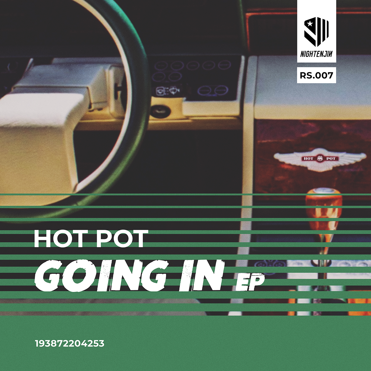 Hot Pot - Going In EP