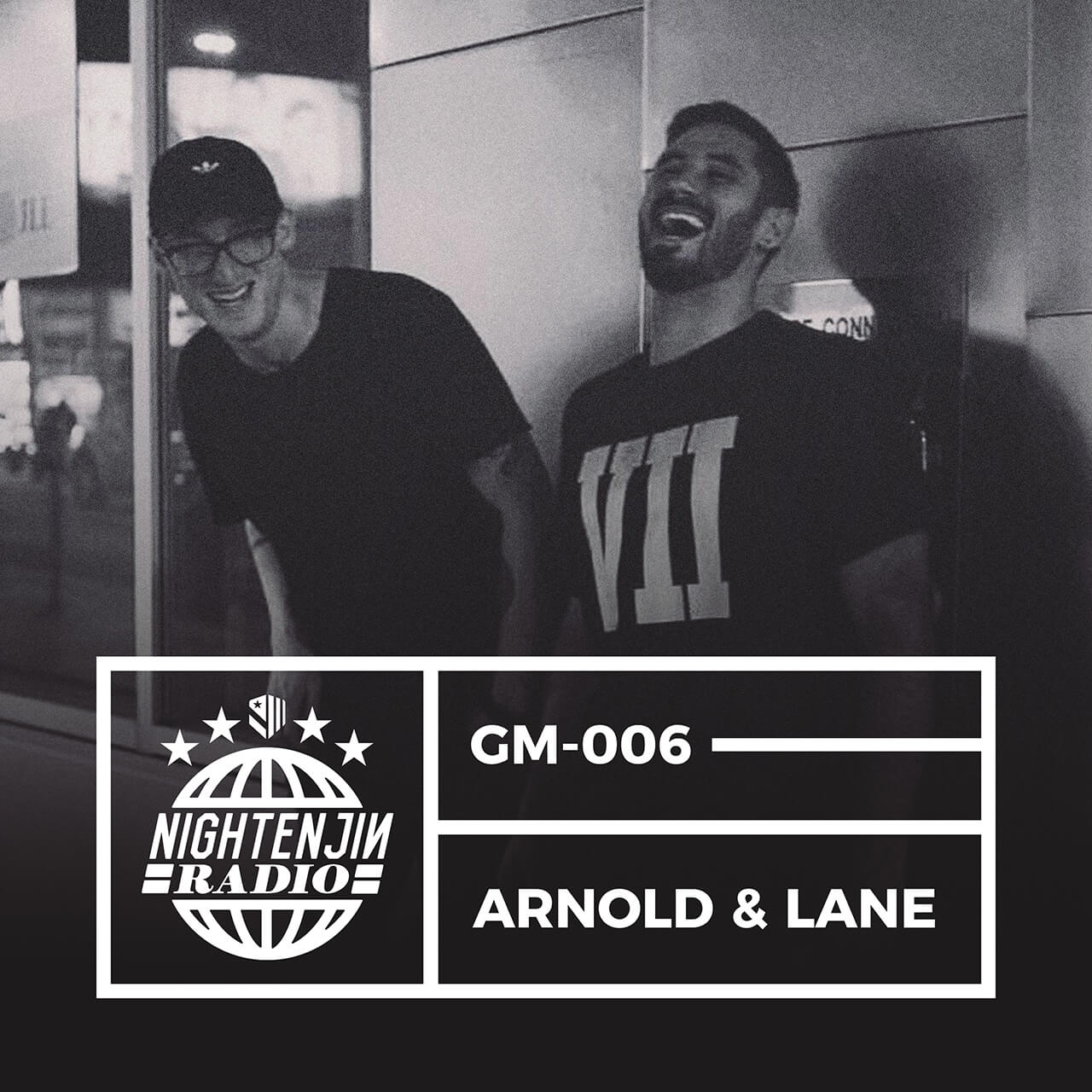 GM-006: Arnold & Lane | Nightenjin Radio [Hosted by Colin Thomas]
