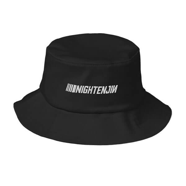 Nightenjin Bucket Hat