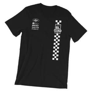 Gridlife 2019 Checker Collab Tee