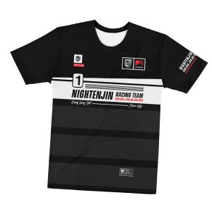 Nightenjin Racing Team Jersey Tee