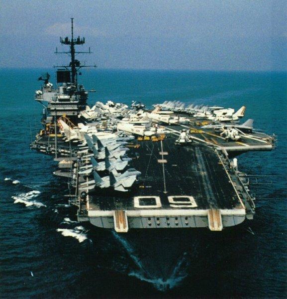 Cv 41 Midway 43 Uss Uss Cv Coral Cv 65 Uss Sea Enterprise