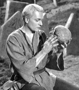 Laurence Olivier as Hamlet (1948)